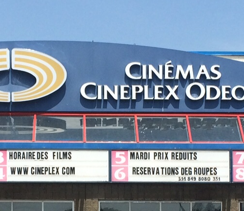 Cineplex - Thumbnail
