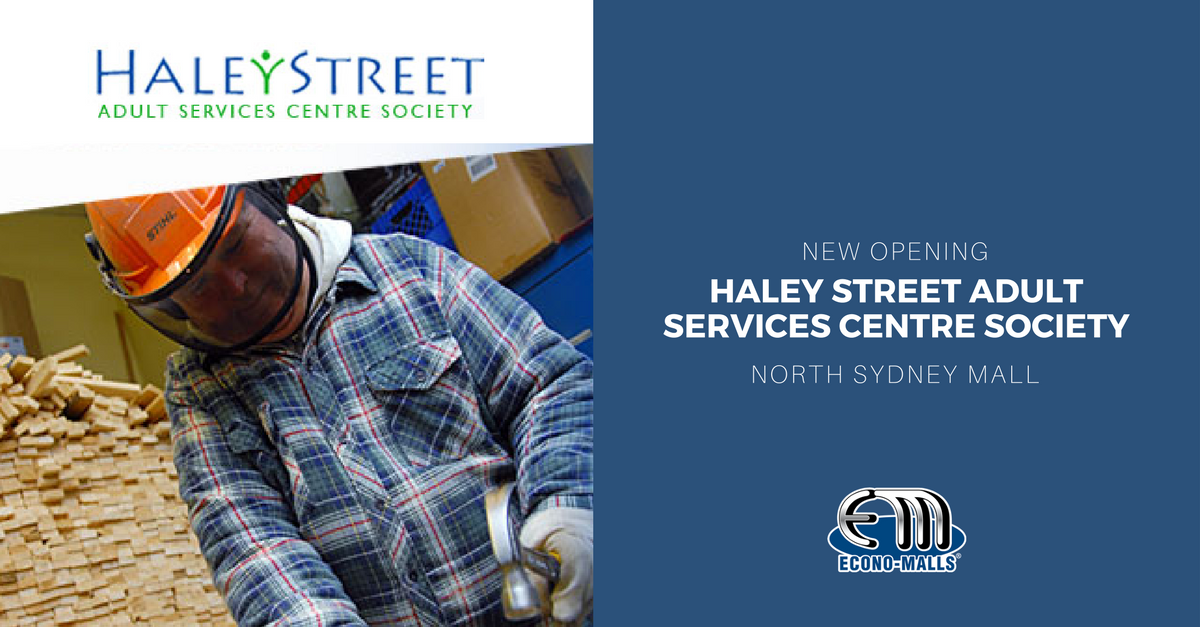 Haley Street Adult Services Centre Society
