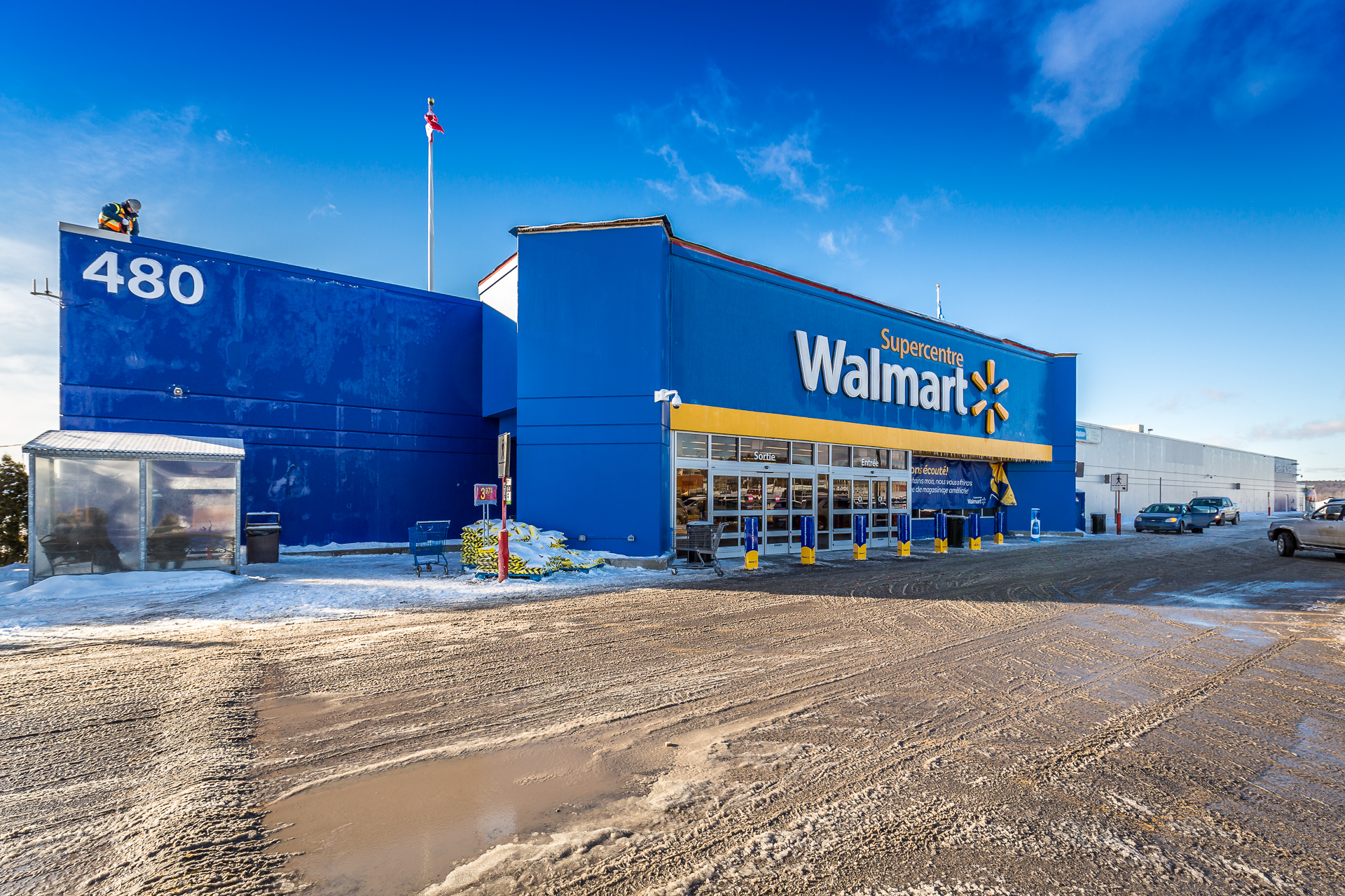 New Leasing Opportunity at Leamington and Belleville Walmart Centre – ON