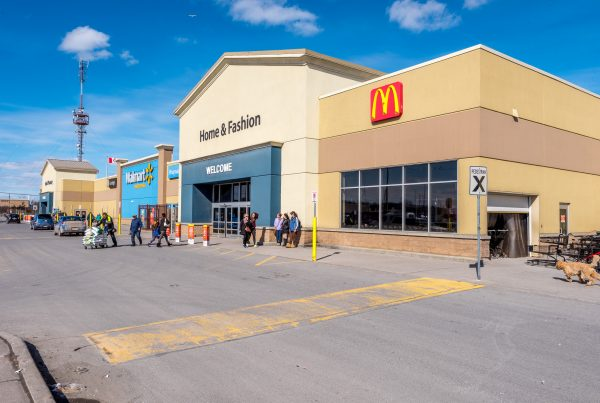 Walmart Supercentre in Belleville